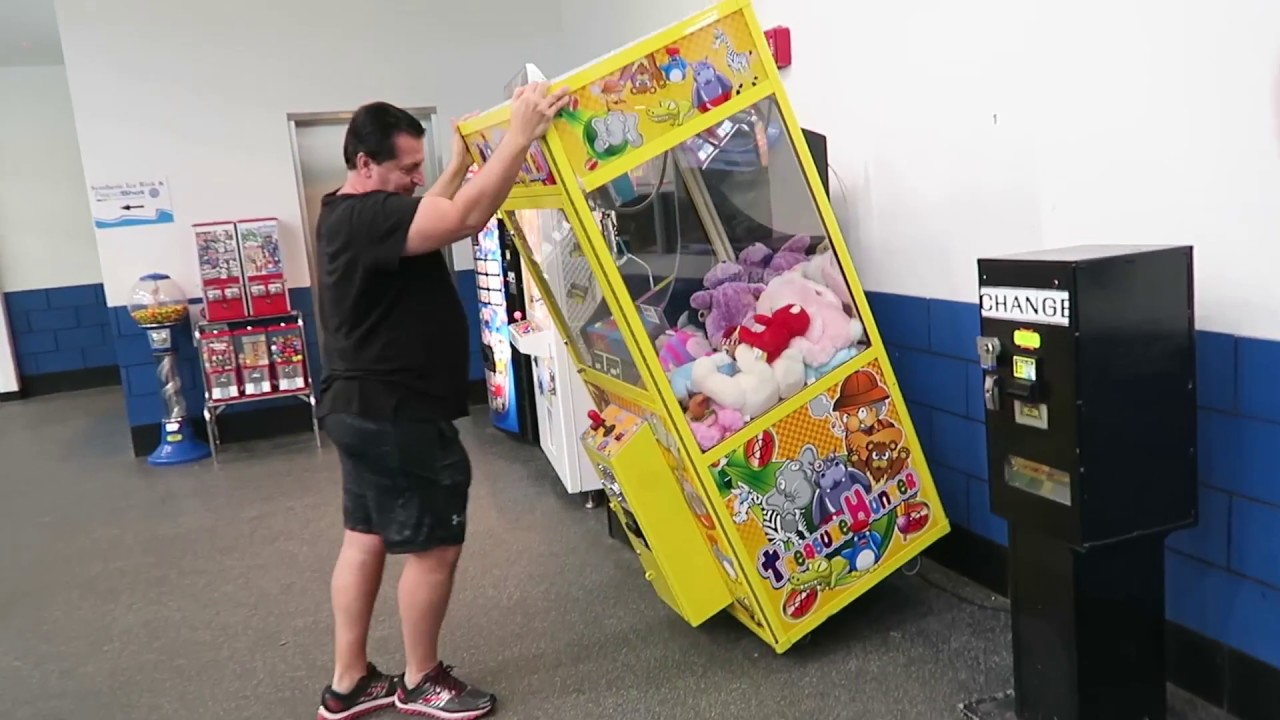 how to hack an arcade machine