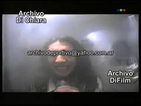 Marcelo Tinelli El Show Del Control Con Toti Ciliberto Grupo Montana 1996 DiFilm