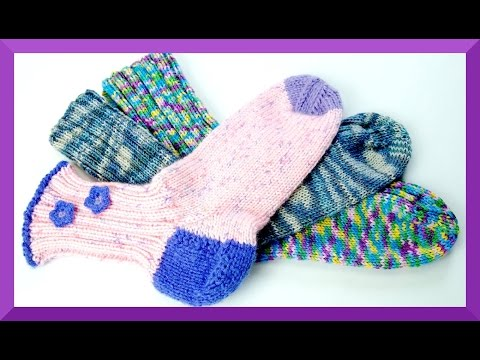 socken stricken tipps und tricks diy einfach kreativ funnydog tv. Black Bedroom Furniture Sets. Home Design Ideas