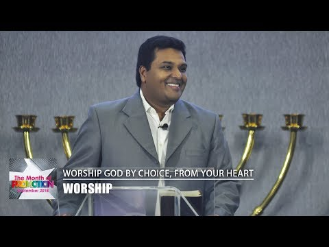 A True Believer's Attributes; Be A Worshipper Of Jesus - Rev.Johnson V - 16.09.18