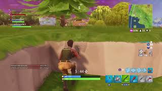 Fortnite scrubs gets Killed by one scrub