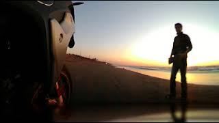 夕景のチラシなぎさドライブウェイ2 by BikeJIN thumbnail