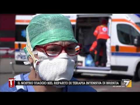 Brescia, il nostro viaggio nel reparto di terapia intensiva