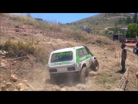 """Лада 4х4 (Нива) Lada Niva """"Bhamdoun 4x4 event"""" Lebanon 2017"""