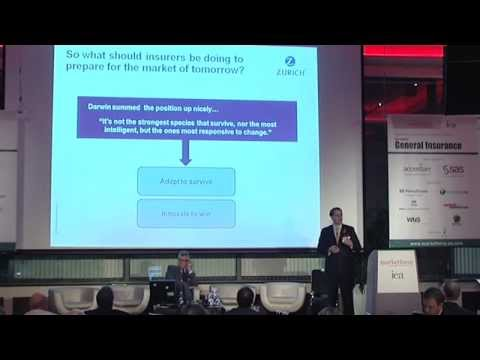 Insurance in the market of tomorrow | Stephen Lewis - Zurich Insurance