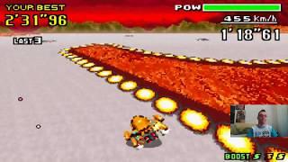 Let's Play F-Zero - MaxVelocity I Part 159 I die Jet-Violet-Queen-Duelle