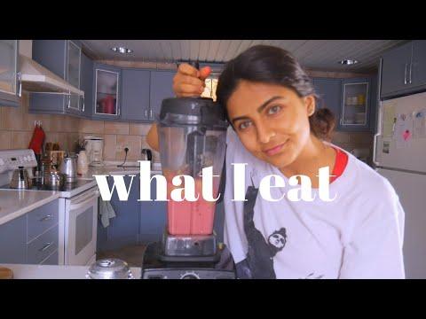 what I eat | vegan healthy koshari