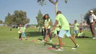 Video Sydney Park and Tylen Jacob Williams play golf download MP3, 3GP, MP4, WEBM, AVI, FLV Oktober 2017