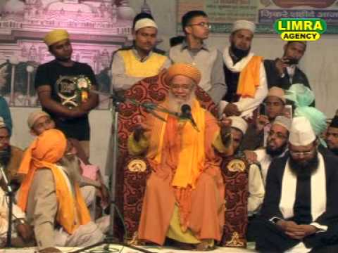 Sayyad Hashmi Miya Part 2 Dewa Shareef Maslake Aala Hazrat 2015 HD India