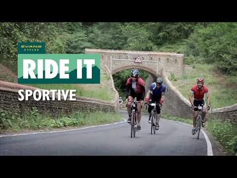 RIDEIT Sportive - Evans Cycles Organised Rides