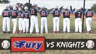 ⚾️ East Carolina Fury vs Winterville Knights | 10U Baseball Highlights