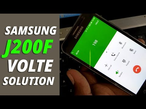 how-to-convert-lte-to-volte-samsung-j2-sm-j200f