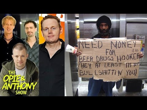 Opie & Anthony - The Infamous Homeless Charlie