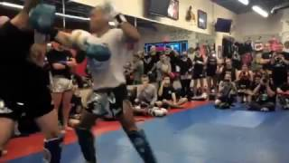 Saenchai | SPARRING WARS IN USA