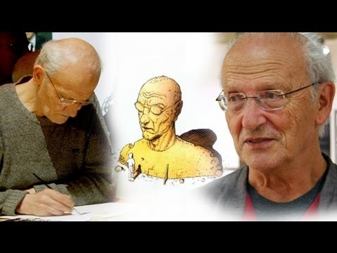 French 'master of comics' artist Moebius dies