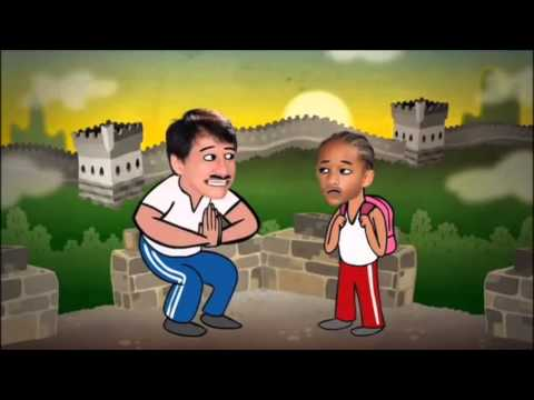 ¿Te cres el Karate Kid? - Parodia en WarriorAkiba1 HD