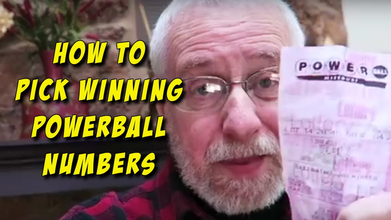 How To Pick Winning Powerball Numbers