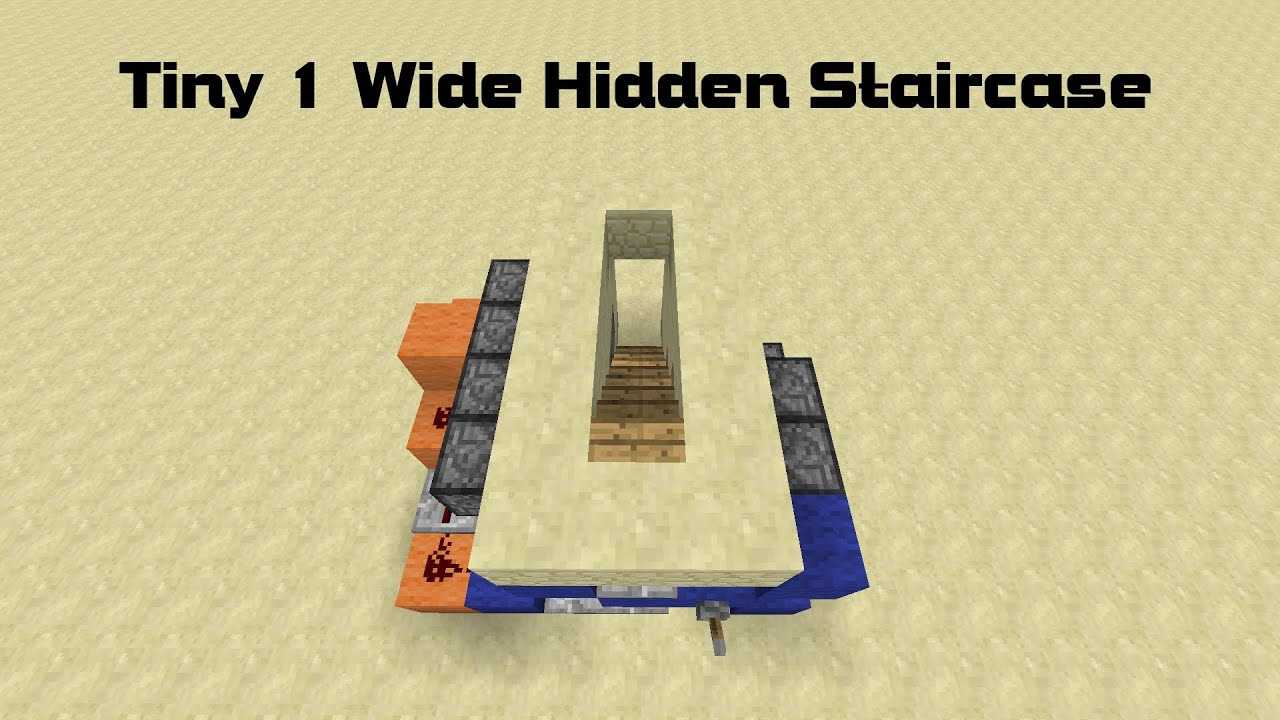 Tutorial 1 Wide Hidden Staircase Continuable Survival
