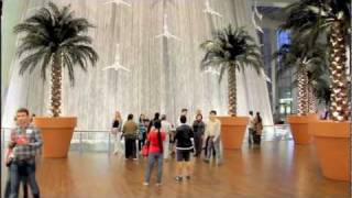 The Dubai Mall Water Fountain - Presented by Hussein Kefel