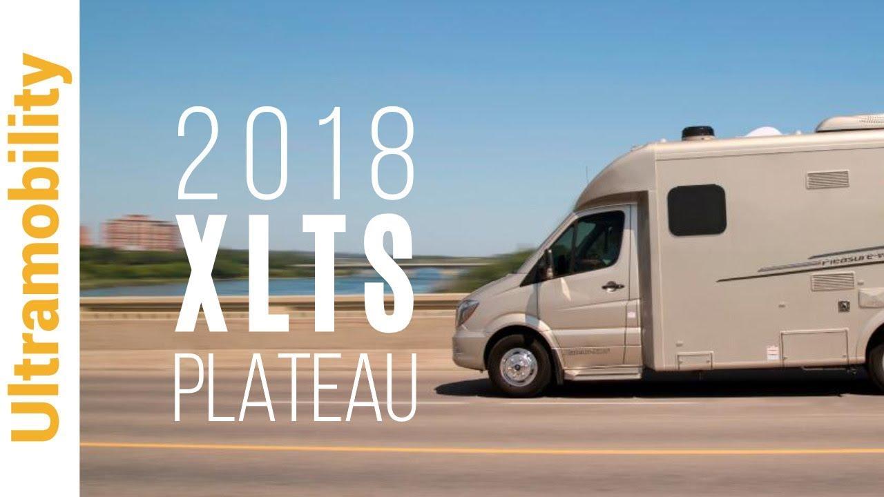 2018 Pleasureway Plateau XLTS Review | High Quality B Plus Camper Van