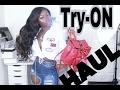 FASHION TRY-ON HAUL | CHEAP CHEAP!