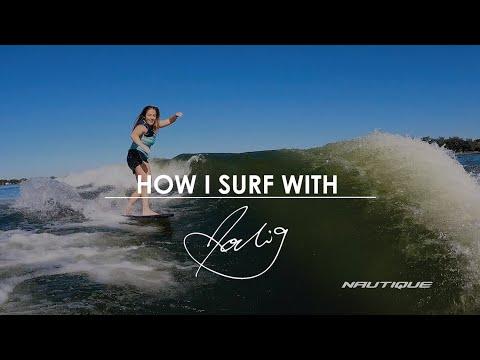 How I Surf with Jodi Grassman