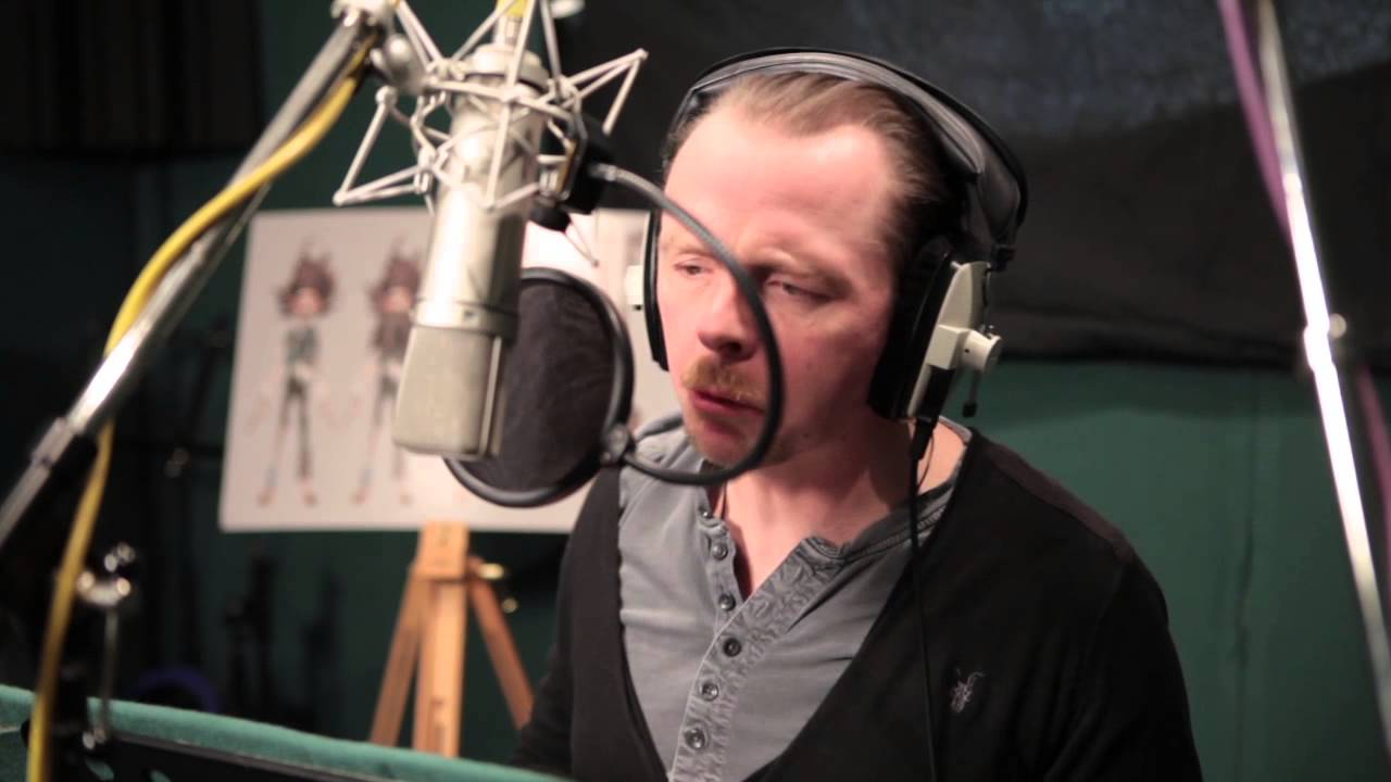 "Download The Boxtrolls: Simon Pegg ""Herbert Trubshaw"" Voice Recording Broll"