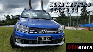 Nova Saveiro Cross CD - DTMotors #36