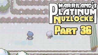 Pokémon Platinum Nuzlocke, Part 36: A Slow Snow Show!