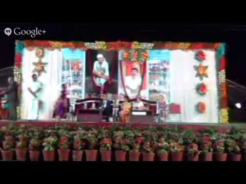 SAIBABA CENTRAL SCHOOL, Annual Day on 10th January, 2014