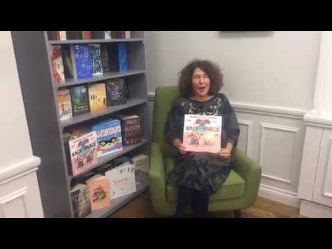 Francesca Simon reading Hack and Whack