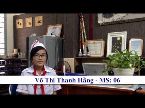 CLIP ỨNG CỬ BCHLĐ VÕ THÀNH TRANG 2014 - 2015
