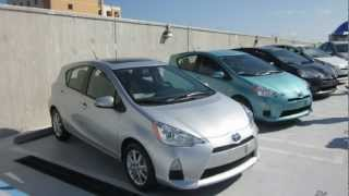 2013 Toyota Prius c First Drive Review by Automotive Trends