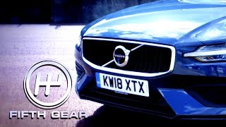Volvo V60 D4 Team Test | Fifth Gear