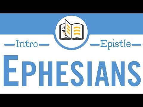 Intro to Ephesians - Live the Word - 동영상