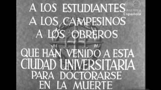 LA CIUDAD UNIVERSITARIA EN EL CINE