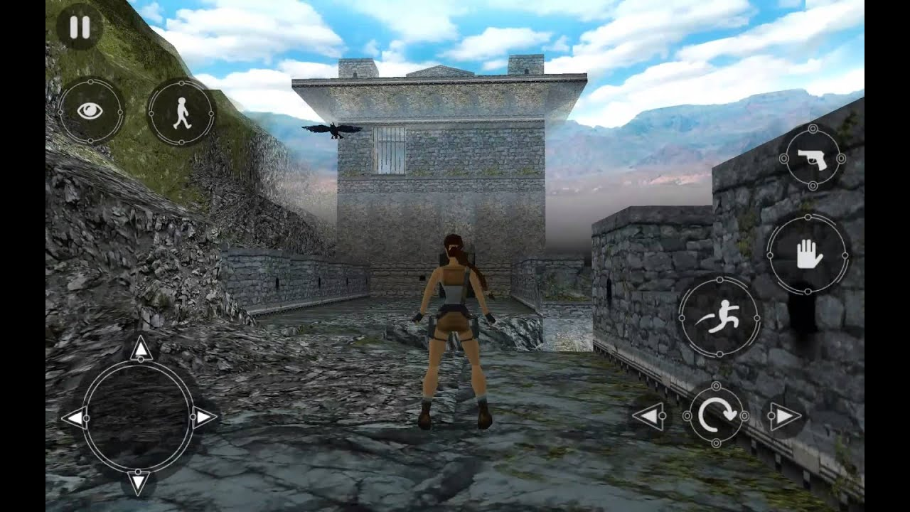 Tomb Raider 2 Gameplay Hd Android Youtube