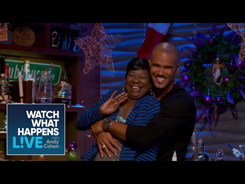 Sweet Brown & Shemar Moore Get Freaky | WWHL from YouTube · Duration:  2 minutes 38 seconds