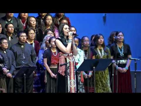 Chinle Arizona Potters House Choir Native American Day Prescott Az 2019 Youtube