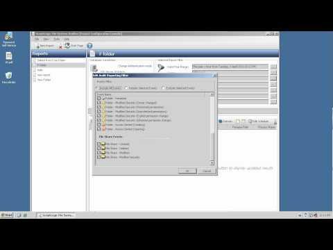 Scriptlogic - File System Aduitor