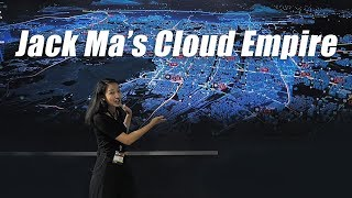 A Visit to Jack Ma's Cloud Empire