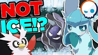 EVERY ICE TYPE POKEMON EXPLAINED! | Gnoggin