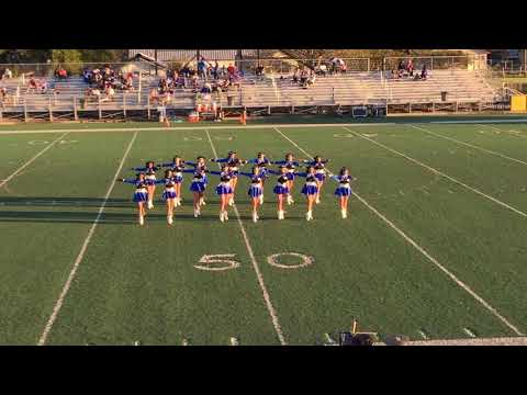 Cisco College Wrangler Belles 2016 Field Kick