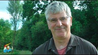 Robert Boucher, agriculteur à Bourg-Blanc