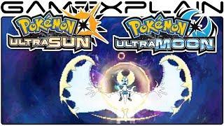 How to Turn Off Tilt Controls in Ultra Warp Ride - Pokémon Ultra Sun & Ultra Moon
