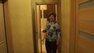видео Раздвижные двери в стену, в нишу, в кладовку и т.д.