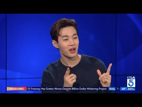 """Henry Lau On New Movie """"A Dogs Journey"""" & New Music"""