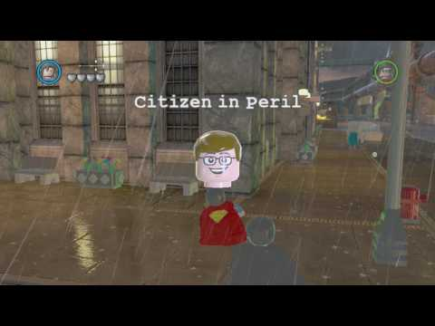 LEGO Batman 2: DC Super Heroes - Gotham City Central: Water Works (Collectibles Guide)
