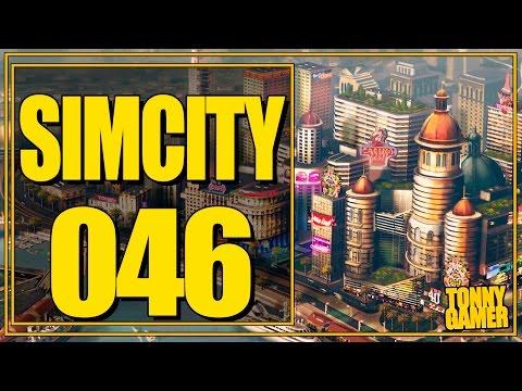 Simcity #046 - PORTO COMERCIAL! - PC Gameplay PT-BR
