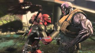 Deadpool Walkthrough Part 4:3 (XBOX 360)